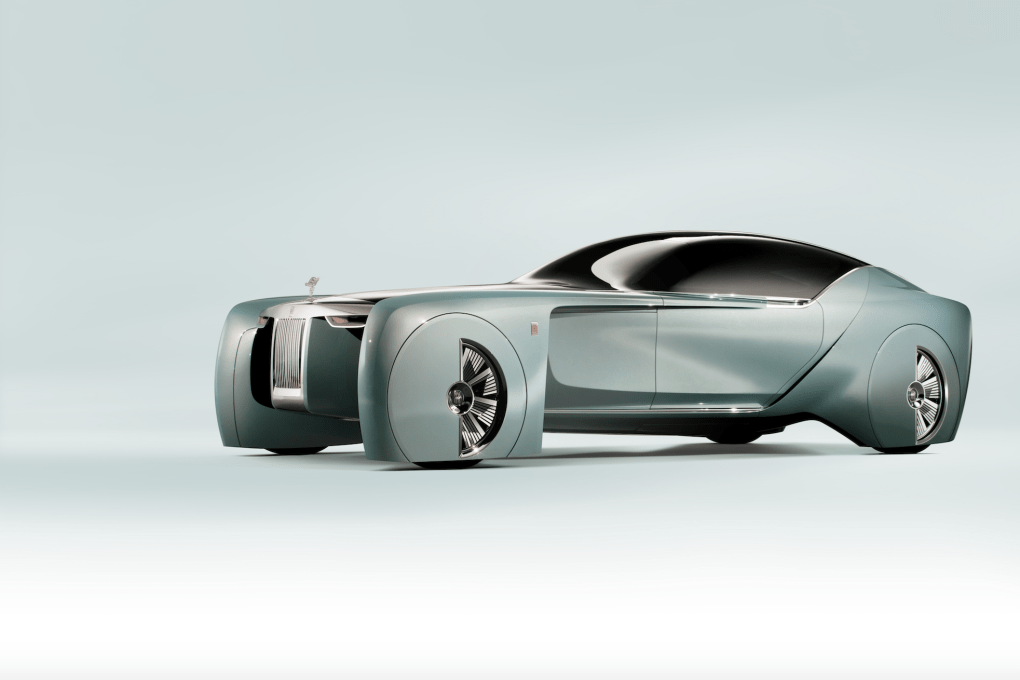 Rolls-Royce VISION NEXT 100 Foto: BMW Group