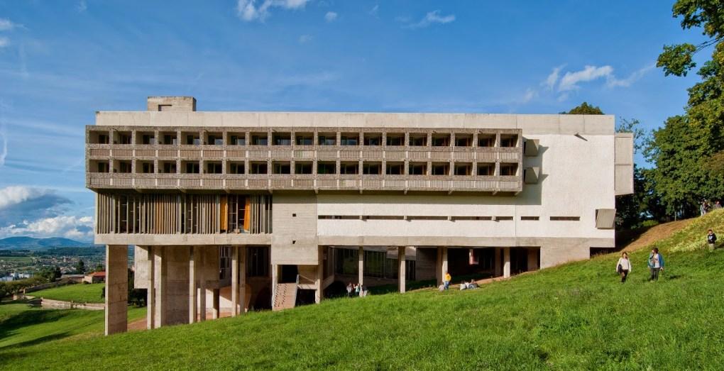 Dominican Monastery of La Tourette Le Corbusier