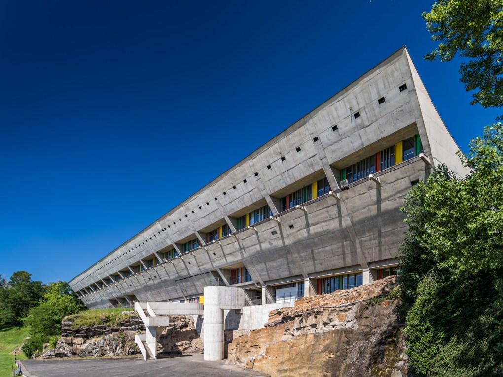 Maison de la Culture Le Corbusier