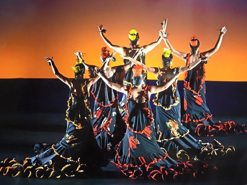 Compañía y Escuela de Danza Española