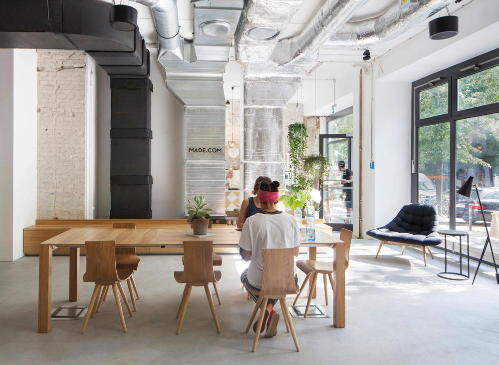 Área de trabajo y colaboración. Foto: Sven Philipp