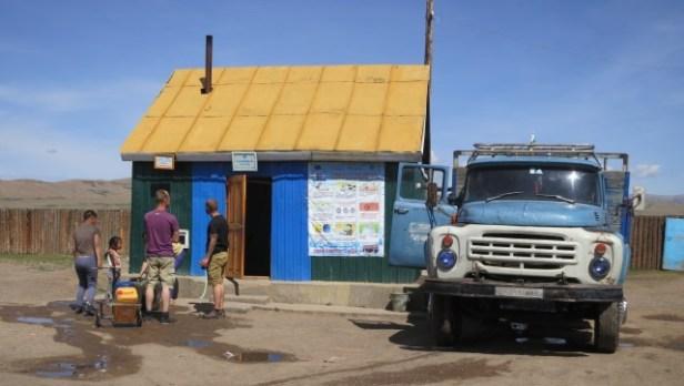 Das ersehnte Wasserhaus