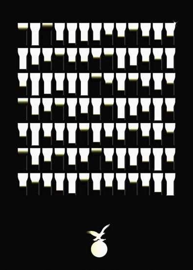 3° premio - Gastón Rodriguez - Vasos vacíos
