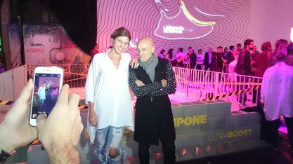 Pato Dalprá y Ronnie Arias
