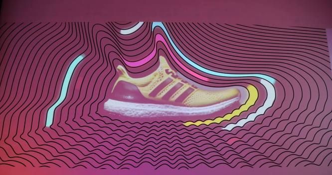 Evento adidas Ultra Boost