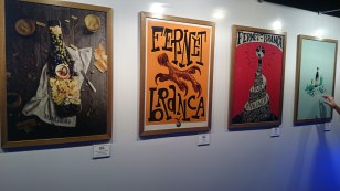 Entrega de premios Arte Único 2015