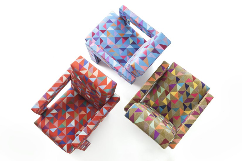CASSINA_Utrecht Collectors' Edition_Bertjan Pot Boxblocks fabric