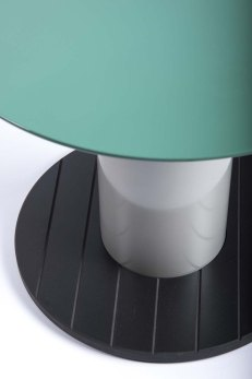 Reel Side Tables de David Derksen Design