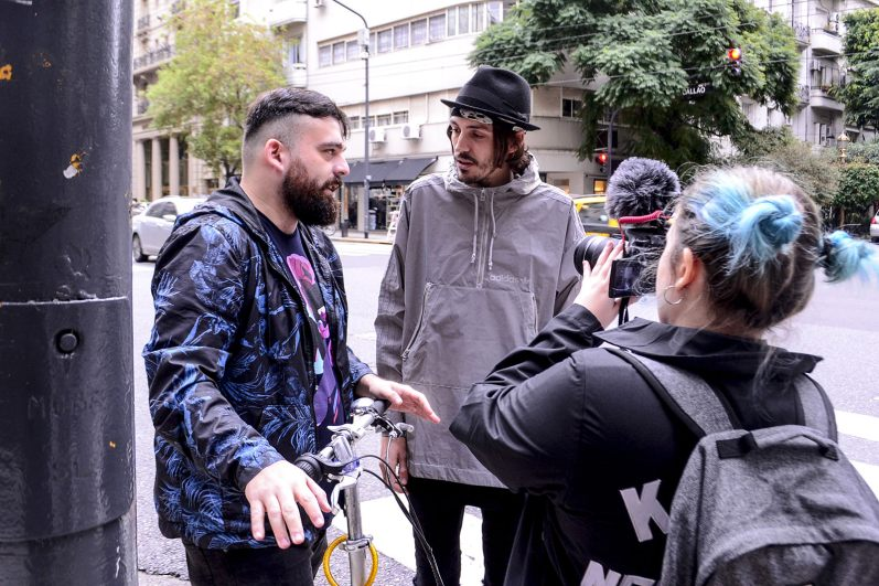 Vlog 002 - Patricio Oliver. Foto: Adri Godis