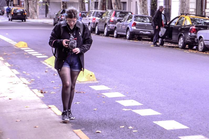 Josefina Fogel Nuñez. Foto: Adri Godis