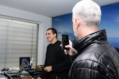 Gonzalo Fargas y Gonzalo Solimano. Foto: Adri Godis