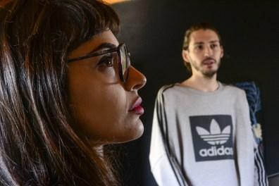 Ornella Pocetti y Paul Fava. Foto: Adri Godis