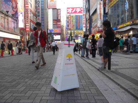 Sael en Japón