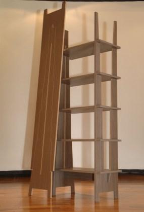 Librero Eiffel, Carlos Foncea Maturana. Ganador 2012