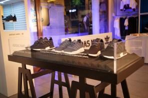 Clínica de DJ en tienda adidas Originals Malabia