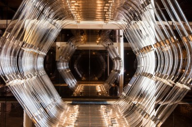 1º London Design Biennale. Instalación UK. Instalación Turquía. Foto: Ed Reeve