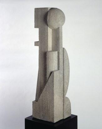Otto Werner. Bauplastik.1922. Bauhaus-Archiv-Berlin. Foto: Markus Hawlik Hansgeorg Werner