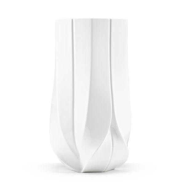 Braid Vase. Zaha Hadid Design. Foto: Mark Colliton