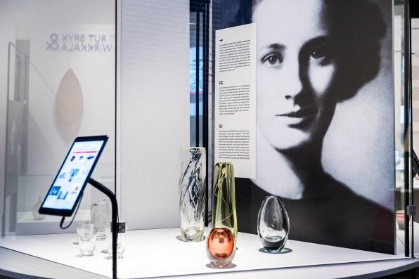 Utopia Now en el Design Museum Helsinki. Foto: Paavo Lehtonen