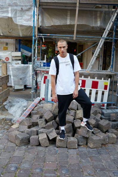 EQT lookbook Berlin