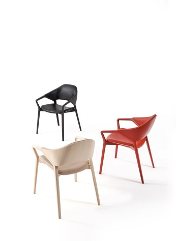 Ico chair de Ora-ïto para Cassina