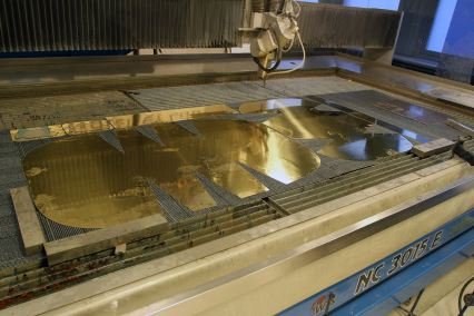 Metal Stitching Process