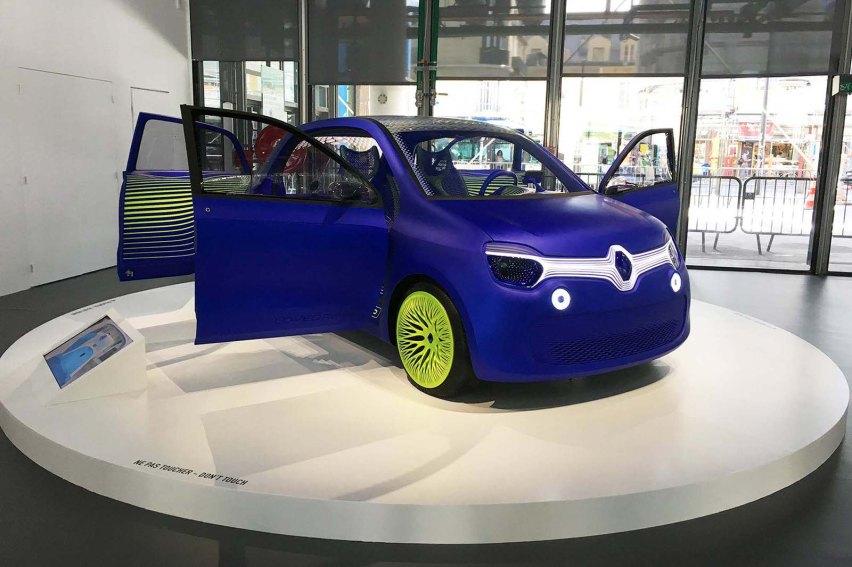 Ross Lovegrove - Twin'Z Concept Car