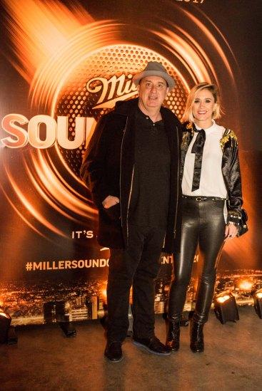 Javier Zuker y SRZ - Miller Soundclash
