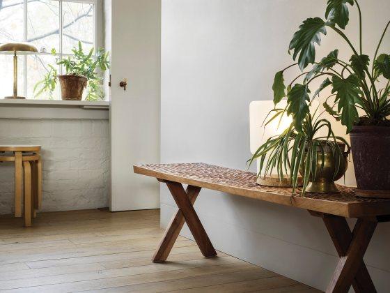 Studio Ilse y Zanat Bench en Cromwell Place - Brompton Design District