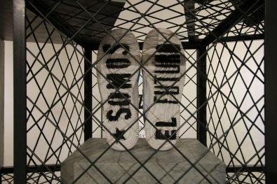 Muestra The Blank Canvas Collective en Tienda Fitzrovia