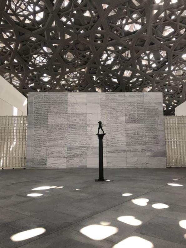 Louvre Abu Dhabi. Foto: Erika Bucholc
