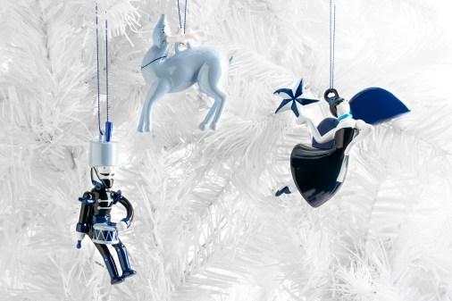 Blue Christmas. Alessi y Aricó
