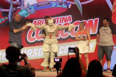 Cosplay Copa BHG. Foto: Gentileza Argentina Comic-Con