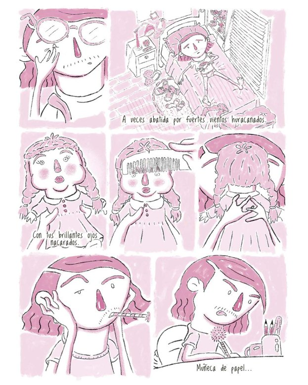 Historieta LGBTI ROMAN SOVRANO