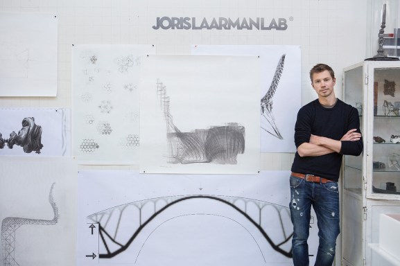 Joris Laarman. Foto: Joris Laarman Lab