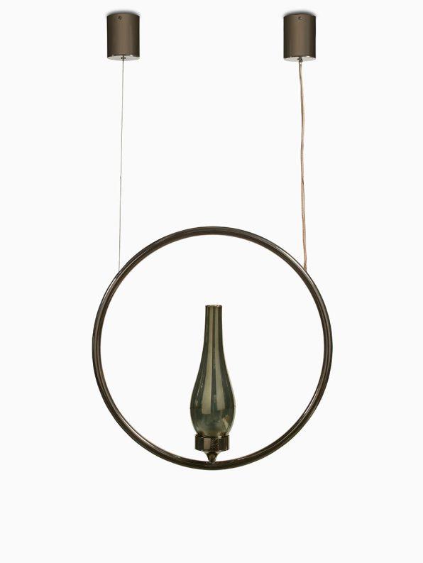 Lámpara Ring60 de Alessandro La Spada para Clan Milano