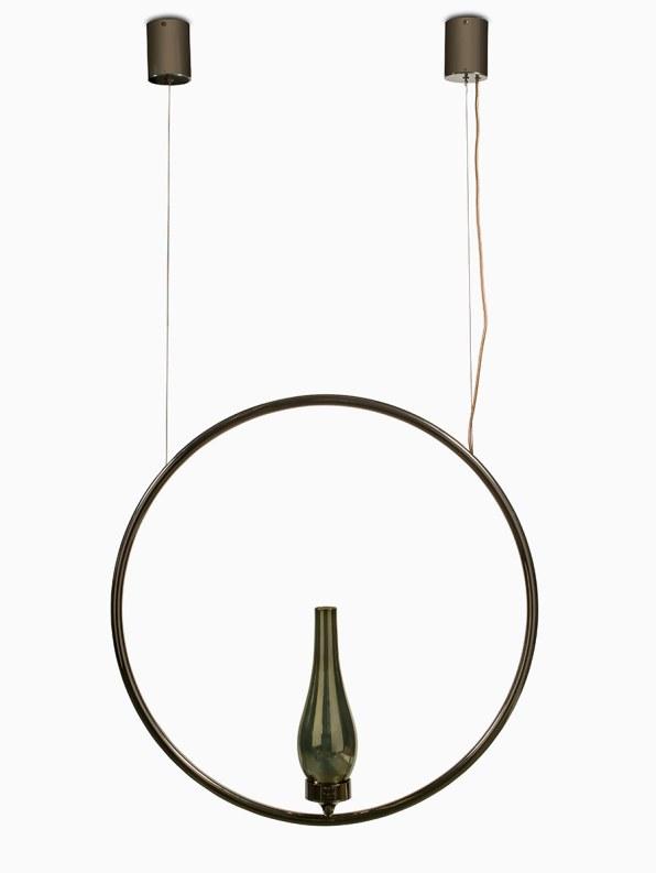 Lámpara Ring80 de Alessandro La Spada para Clan Milano