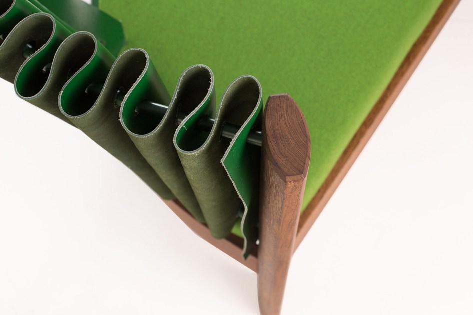 Sofá Kona de Inés Bressand para Mabeo Furniture