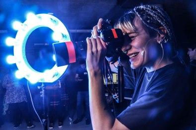 Workshop retoque fotográfico con Mikeila Borgia - #LGPotenciaTusIdeas