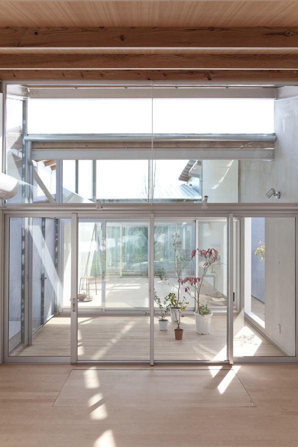 Casa Nishinoyama. Foto: Kazuyo Sejima & Associates