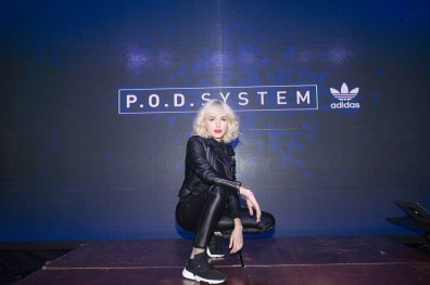 Evento adidas P.O.D. System. Foto: Javi Obando