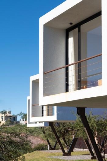 Los Miradores de Andrés Alonso Arquitecto. Foto: Gonzalo Viramonte