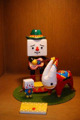 Cerrito x Devi Robots