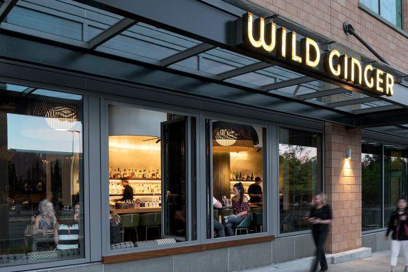 Wild Ginger by SkB Architects. Foto: Jeremy Bittermann