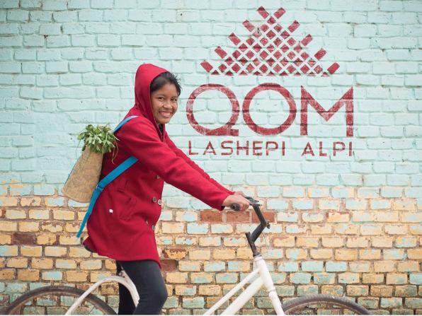Qom: Diseño + Artesanía - Estudio Cooperativa de Diseño