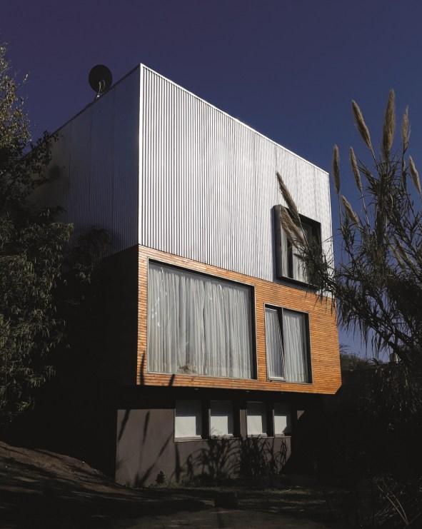 Casa Morcos - Martín Germán Bormann Arquitecto l Foto: Matías Rodríguez