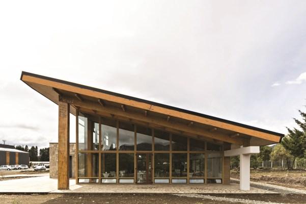 Biblioteca Leo Falicov - Pablo Vidal Hahn Arquitecto l Foto: Albano García
