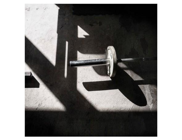 Levantamiento de pesas - Sergio Castiglione