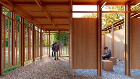 Hello Wood - Rancho Zen Proyecto