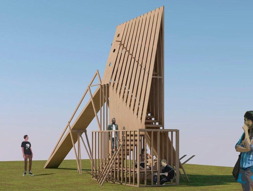 Hello Wood - Adentro-Afuera Proyecto